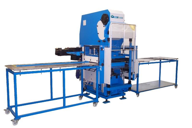Prensas de corte mecânica em contínuo – Modelo 110/120/135/150